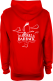 Sweat shirt unisexe - Rouge
